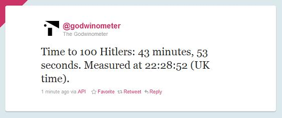 @godwinometer Twitter screenshot